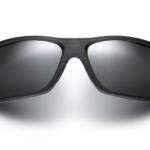 Maui Jim Wassup Matte Black Wood Grain/Grey Sunglasses